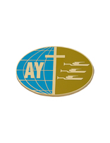 Adventist Youth Large Pin