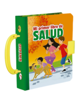 My First Book About Health - Spanish
