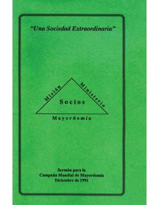 Extraordinary Society (Spanish)