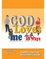 God Loves Me 28 Ways DVD/CD
