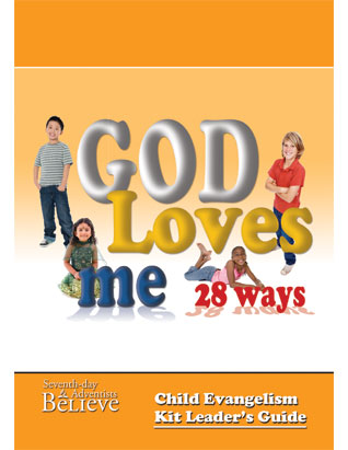God Loves Me 28 Ways DVD/USB