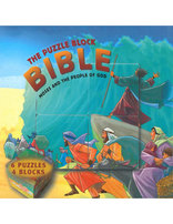 The Puzzle Block Bible - Moses & the People of God