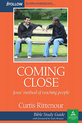 Coming Close - Bible Study Guide
