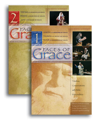 Faces of Grace (set of 2)