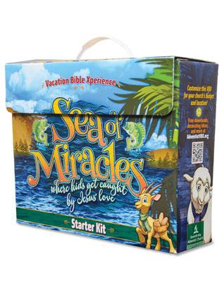 EBV Sea of Miracles Kit de inicio
