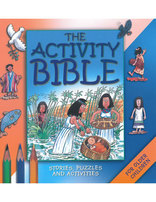 The Activity Bible for Older Children