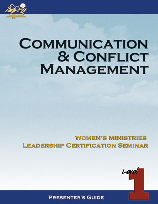 Communication & Conflict Management Skill