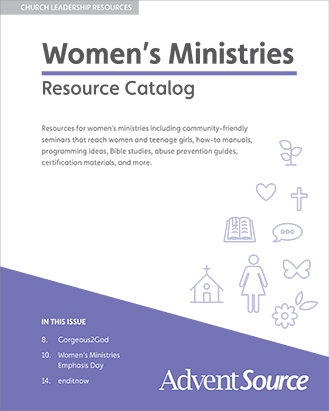 Women's Ministries Catalog