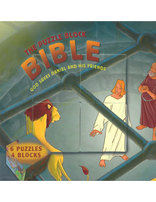 The Puzzle Block Bible - God Saves Daniel & His Friends
