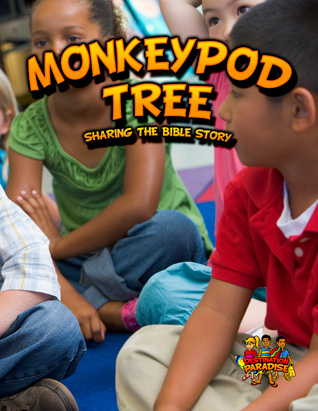 Destination Paradise VBS - Monkeypod Tree Leader's Guide (Bible Story)