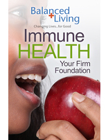 Immune Health - Balanced Living Tract (Pack of 25)