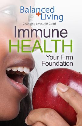 Immune Health - Balanced Living Tract (Pack of 25)