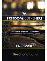 Freedom Begins Here Devotional Journal