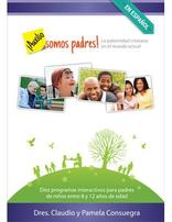Help! I'm A Parent Participant Book - Ages 8 - 12  (Spanish)