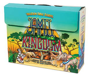 Jamii Kingdom VBS Kit - English