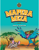 Jamii Kingdom VBS Mapera Meza Manual (Snacks)