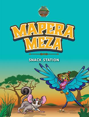 VBS 19 Mapera Meza (Snacks)