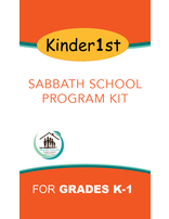 Growing Together SS Curriculum 1st Qtr 2019 - Kinder 1st Teaching Kit (Standing Order)