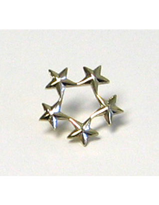 Leadership Stars - Division Director 5 Star Set