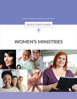 Women's Ministries Quick Start Guide