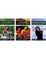Homes of Hope & Health- DuoPack (3 Books) Spanish