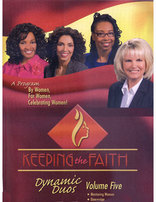 Keeping the Faith DVD-Mentoring Women/Depression
