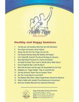 Healthy and Happy Bible Seminars - Study Guides
