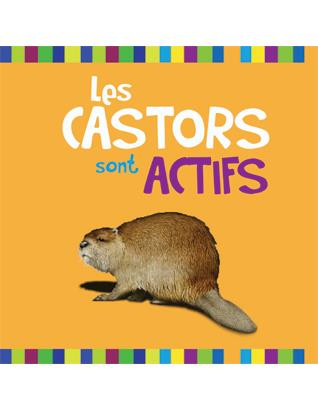 Beavers are Busy - French