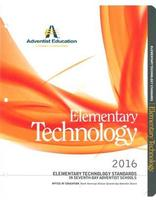 Elementary Technology Standards - 2016