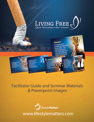 Quit Nicotine: Facilitator Guide/Notebook ONLY