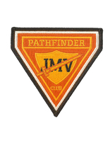 Vintage JMV PF Triangle Patch