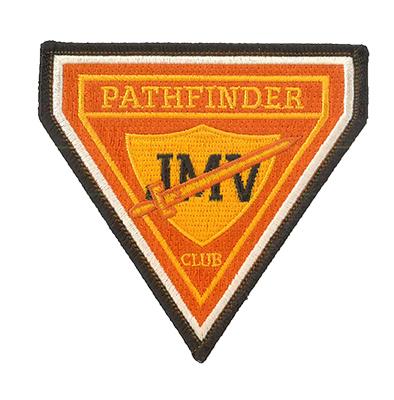 Vintage JMV Pathfinder Triangle Patch