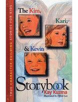 Kim Kari and Kevin Storybook