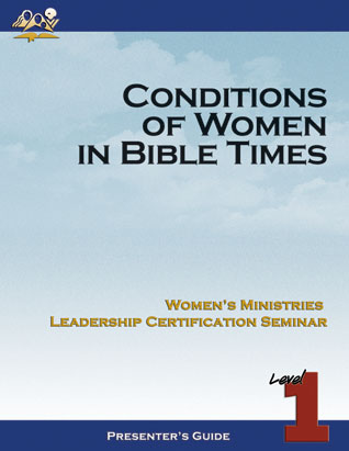Conditions of Women in Bible Times