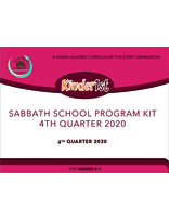 Growing Together Kinder1st Teaching Kit - 4th Quarter