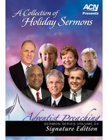 A Collection of Holiday Sermons DVD