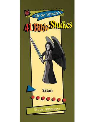 41 Bible Studies/#19 Satan