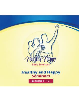 Health and Happy Seminars 1-15 CD
