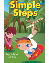 Simple Steps to Peace With God (Package of 25)