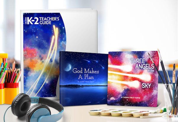PreK-2 Teachers Kit - Three Angels Curriculum