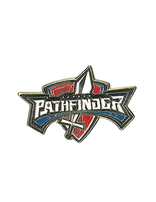 Pathfinder Sword and Shield Pin