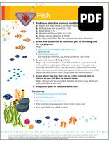 Busy Bee Fish Award - PDF Download