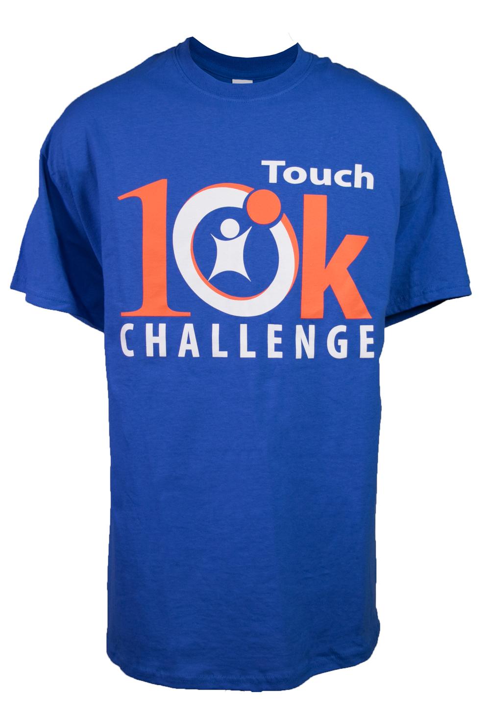 Camiseta Touch 10K Challenge