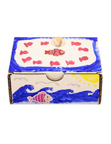 Investigation Station VBS Day 4 Craft 'Clam & Box'  (Package of 10)