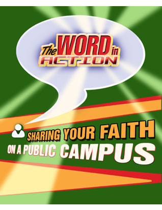 Sharing Your Faith on a Public Campus Workbook