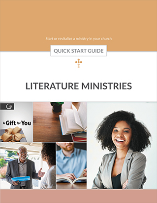 Literature Ministries Quick Start Guide