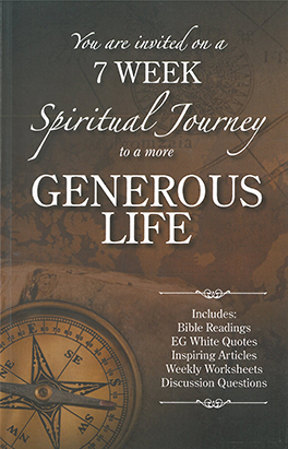 Spiritual Journey to a More Generous Life