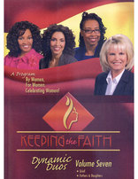 Keeping the Faith DVD-Grief/Fathers and Daughters