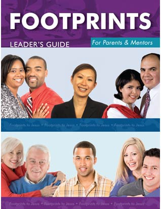 Footprints for Parents and Mentors Leaders Guide W/CD