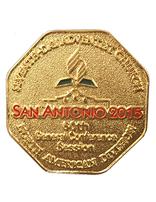 San Antonio 2015 NAD Pin